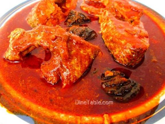 Kuttanadan Meen Curry Recipe / Non Vegetarian