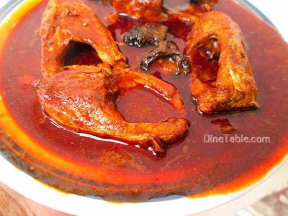 Kuttanadan Meen Curry Recipe / Healthy Curry