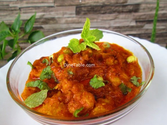 Matar Paneer Recipe / North Indian Dish