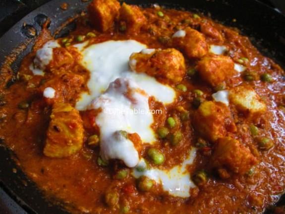 Matar Paneer Recipe / Delicious Dish