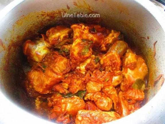 Nadan Mutton Curry Recipe / spicy Dish