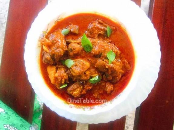 Nadan Mutton Curry Recipe / Easy Dish