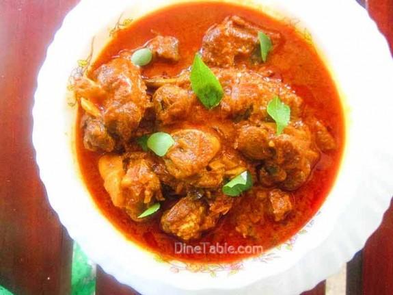 Nadan Mutton Curry Recipe / Healthy Dish