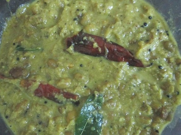 Mathanga and Vanpayar Erissery / Sadhya Recipe