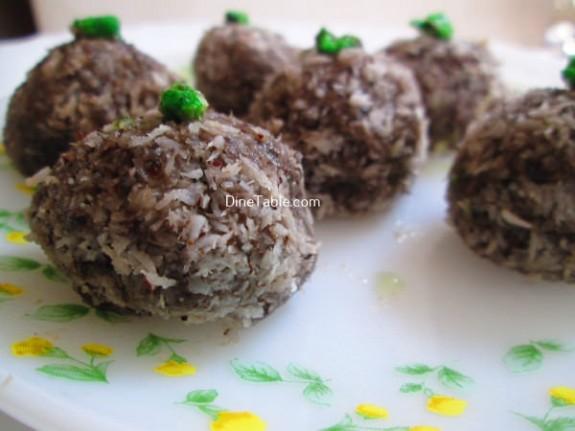 Cake Balls Recipe / Delicious Snack