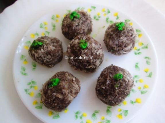 Cake Balls Recipe / Tasty Snack
