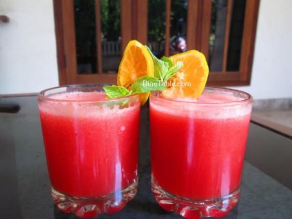 Citrus Punch Recipe / Simple Drink