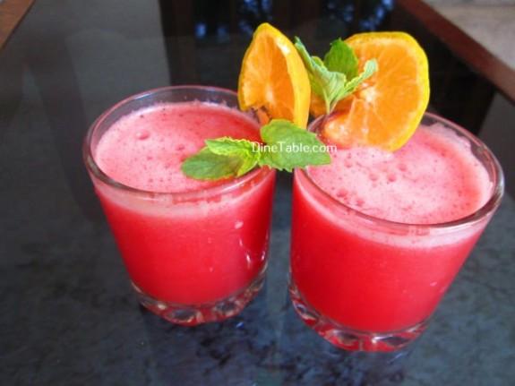 Citrus Punch Recipe / Refreshing Drink