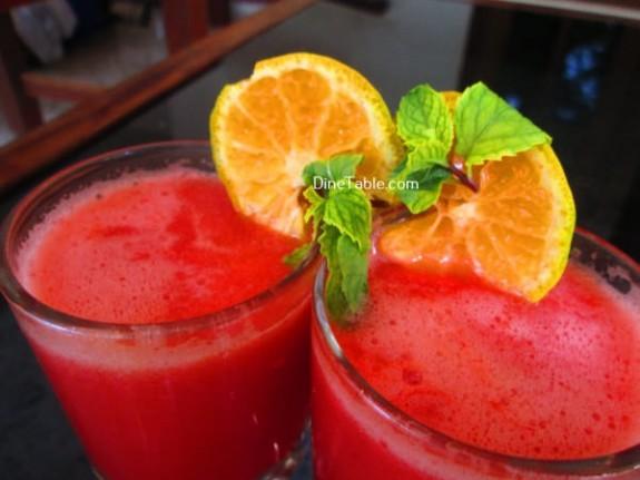 Citrus Punch Recipe / Quick Drink