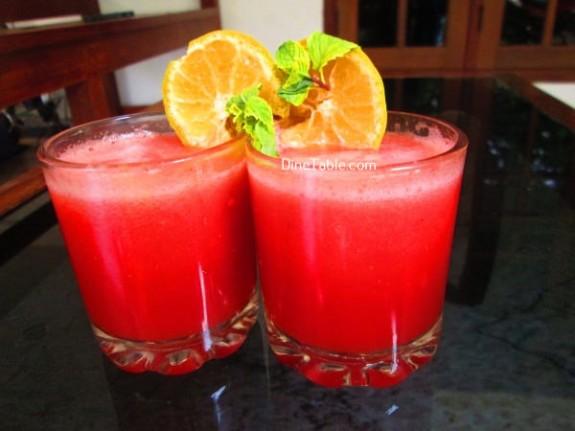 Citrus Punch Recipe / Tasty Drink
