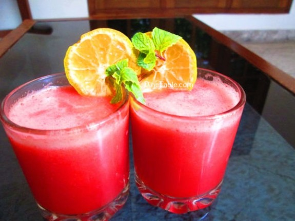 Citrus Punch Recipe / Soft Drink