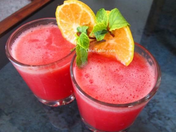Citrus Punch Recipe / Light Drink