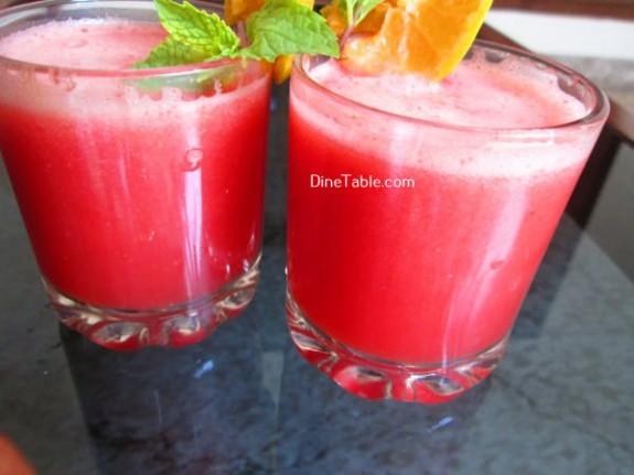 Citrus Punch Recipe / Delicious Drink