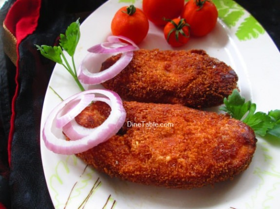 Fish Fry With Bread Crumbs Recipe / Homemade Fry