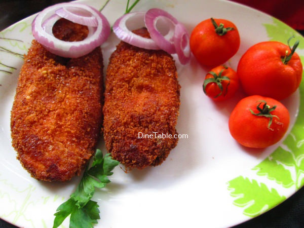 Kerala fish fry recipe try this easy to make fish fry for Fried fish with bread crumbs