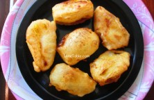Jackfruit Fritters Recipe / Yummy Snack