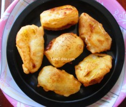 Jackfruit Fritters Recipe / Yummy Snack