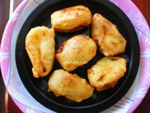 Jackfruit Fritters Recipe