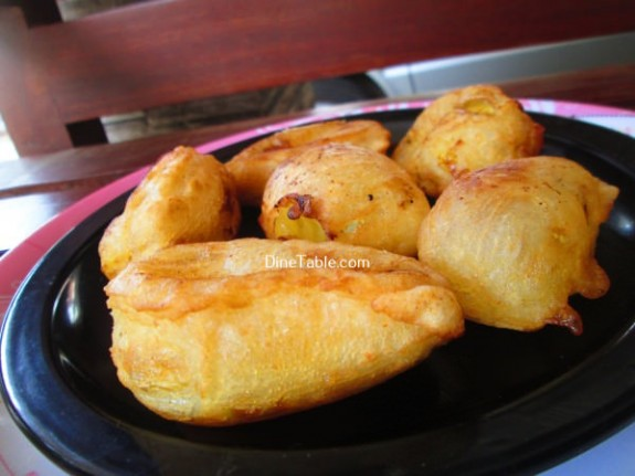 Jackfruit Fritters Recipe / Kerala Snack