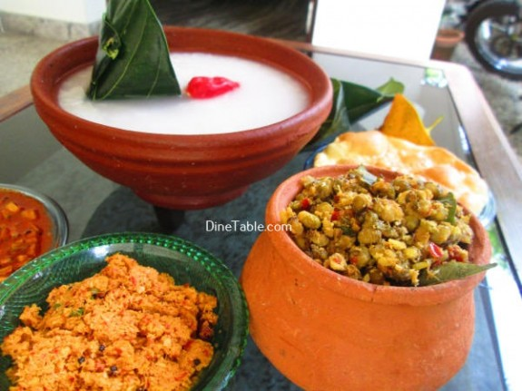 PazhamKanji Recipe / Healthy Dish