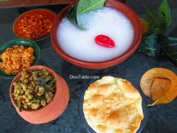 PazhamKanji Recipe / Homemade Dish
