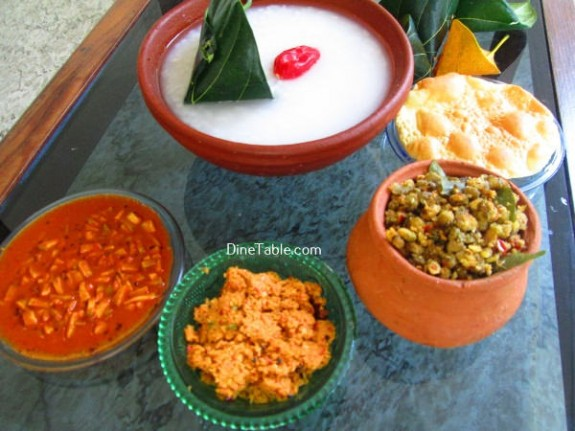 PazhamKanji Recipe / Tasty Dish
