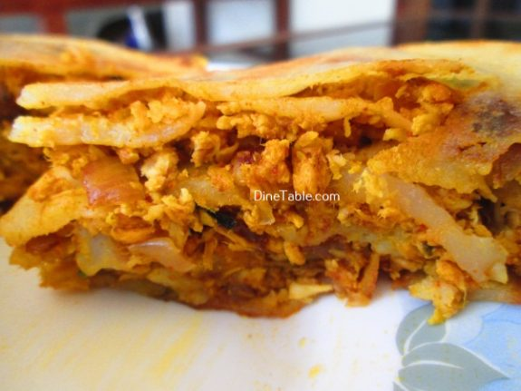 Chatti Pathiri Recipe / Tasty Dish