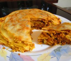 Chatti Pathiri Recipe / Easy Dish