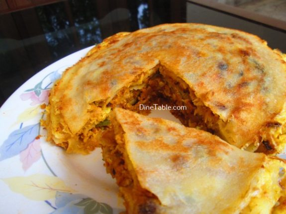 Chatti Pathiri Recipe / Delicious Snack