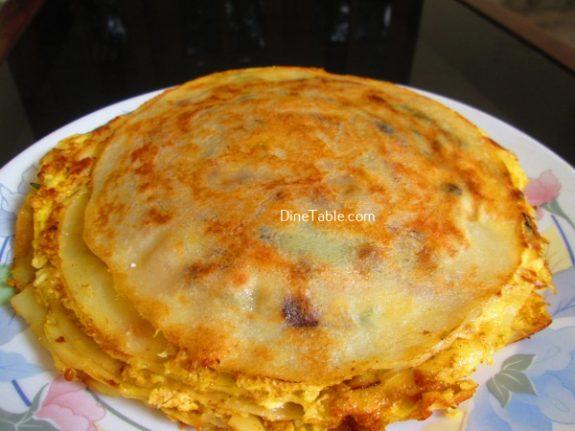Chatti Pathiri Recipe / Simple Dish