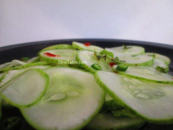 Cucumber Salad Recipe / Tasty Salad