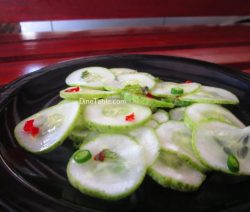Cucumber Salad Recipe / Easy Salad