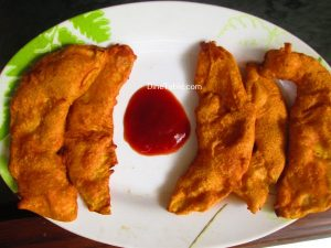 Kadachakka Bajji Recipe