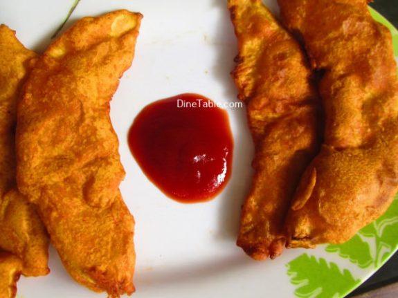 Kadachakka Bajji Recipe / Healthy Dish