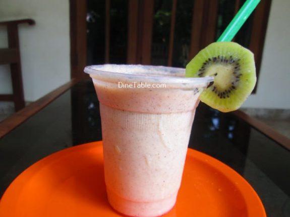 Kiwi Milkshake Recipe / Yummy