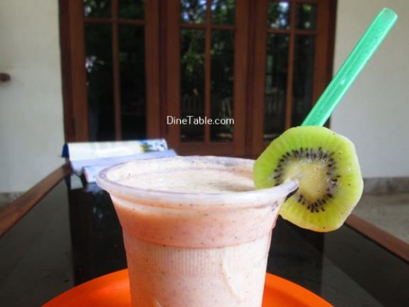 Kiwi Milkshake Recipe / Delicious Drink