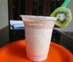 Kiwi Milkshake Recipe