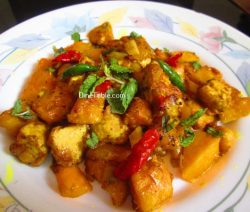 Mango Chicken Recipe / Yummy Dish