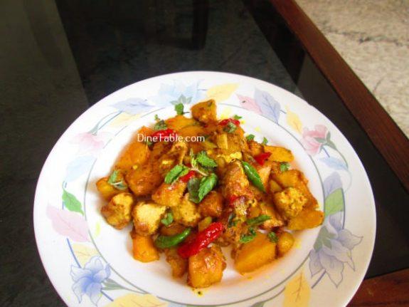 Mango Chicken Recipe / Tasty Dish