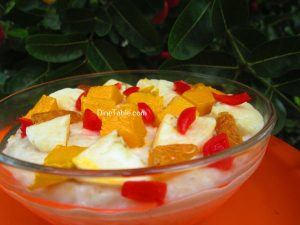 Oats With Mango And Banana Recipe