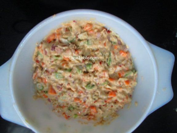 Spicy Vegetable Fingers Recipe /  Yummy Dish