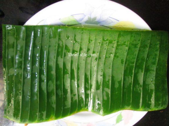 Vazha Pazham Ela Ada Recipe / Tasty Dish