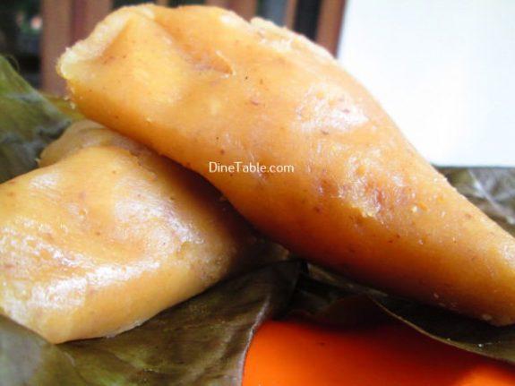 Vazha Pazham Ela Ada Recipe / Yummy Dish
