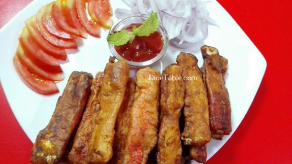 Batter Fried Crab Sticks Recipe / Yummy Snack