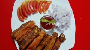 Batter Fried Crab Sticks Recipe
