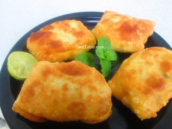 Biskeemiya Recipe / Fried Snack