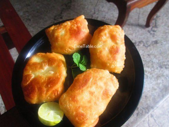 Biskeemiya Recipe / Iftar Snack