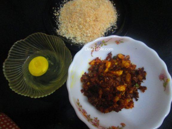Chemmeen Vada Recipe / Tasty Snack.