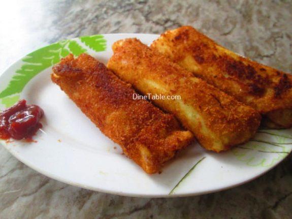 Chicken Spring Rolls Recipe / Tasty Snack