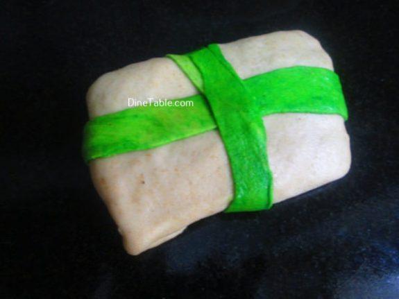 Chicken Stuffed Gift Box Recipe